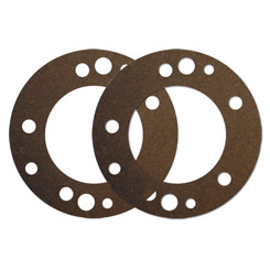 1958-64 AXLE TO BRAKE DRUM GASKET (pr)