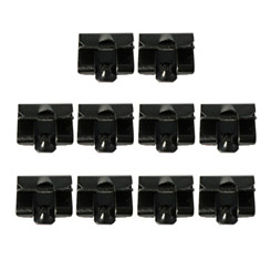 1958-64 CONVERTIBLE PINCHWELD MOULDING CLIPS