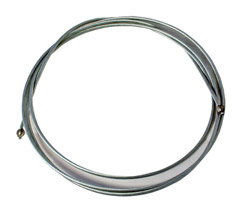 1958-64 PARKING BRAKE CABLE,  MIDDLE (ea)