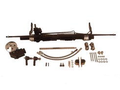 1958-64 RACK AND PINION KIT, 396/427/454/502/572,with stock column (kit)