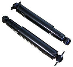 1958-64 REAR STANDARD SHOCKS (pr)
