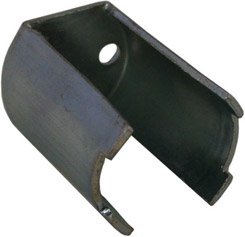 1958-1964 GLOVE BOX LOCK RETAINER (EA)