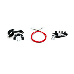 1958-67 CABLE SHIFT LINKAGE KIT, COLUMN SHIFT AUTOMATIC