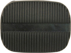 1958-68 BRAKE & CLUTCH PEDAL PAD MANUAL