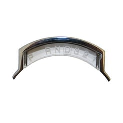 1958-68 COLUMN SHIFT INDICATOR BEZEL, LENS & POINTER. 4 SPEED AUTO