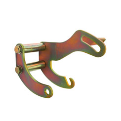 1958-68 POWER STEERING PUMP BRACKET, SB, (SHORT WATER PUMP)