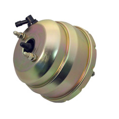 "1958-70 POWER BRAKE BOOSTER BIG BLOCK 8"" DUAL DIAPHRAGM (EA)"