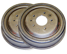 1958-70 BRAKE DRUM, REAR (ea)