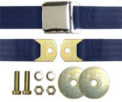 1958-70 SEAT BELT DARK BLUE