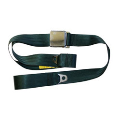 1958-70 SEAT BELT DARK GREEN
