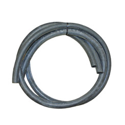 1958-76 HEATER HOSES, RIBBED (pr)