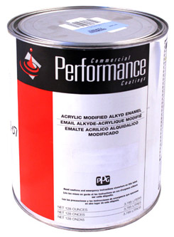 1958-76 RECONDITIONING PAINT, GAL. BLK (ea)