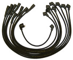 1958-76 SPARK PLUG WIRES, SMALL BLOCK 283/307/327/350/400