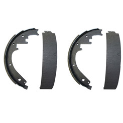 1958 BRAKE SHOES FRONT (set)