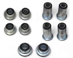 1958 REAR CONTROL ARM BUSHINGS (all models) (set)