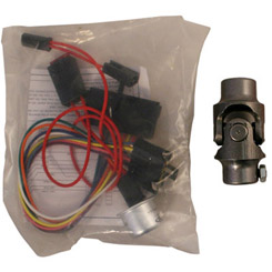 1958 TILT STEERING COLUMN INSTALLATION KIT   (POWER STEERING CONVERSIONS)