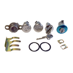1959-1960 IGNITION LOCK KIT 2 & 4 SEDANS ORIGINAL (SET)