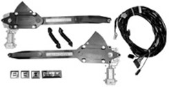 1959-60 POWER WINDOW KIT, FRONT & REAR CONVERTIBLE