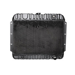 1959-60 RADIATOR, SMALL BLOCK, 3 CORE (ea)