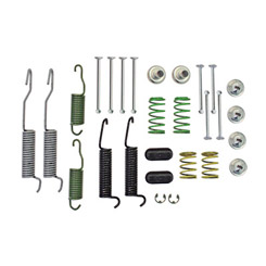 1959-62 BRAKE HARDWARE KIT, FRONT, DOES BOTH SIDES (ea)