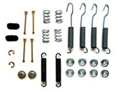 1959-62 BRAKE HARDWARE KIT, REAR, DOES BOTH SIDES (ea)