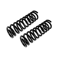 1959-64 REAR COIL SPRINGS, 2 INCH DROP