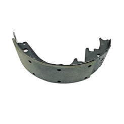 1959-70 BRAKE SHOES FRONT (bonded) (set)