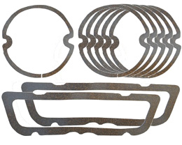 1960 PARKING/TAIL LIGHT LENS GASKETS