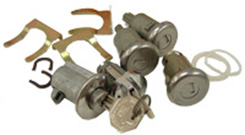 1961-1962 IGNITION LOCK KIT (EA)