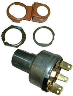 1961-63 IGNITION SWITCH