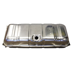 1961-64 GAS TANK STAINLESS STEEL (ea)