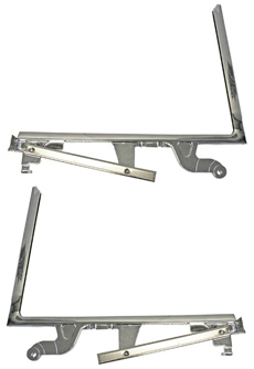 1961-1964 QUARTER WINDOW LOWER FRAME CONVERTIBLE
