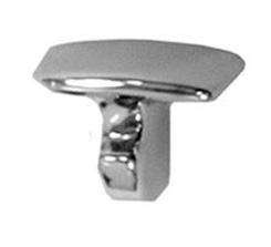 1961-64 SEAT ADJUSTING KNOB, BENCH