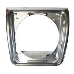 1961-67 REAR SEAT SPEAKER MOUNTING FRAME