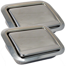 1962-64 REAR ASHTRAY 4 DOOR IMPALA