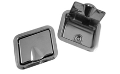 1962-64 REAR ASHTRAYS, BISCAYNE