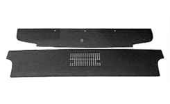 1962-64 REAR SEAT DIVIDER BOARD 2 DR HT