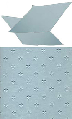 1962-64 SAIL PANELS, STAR BLUE