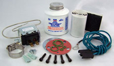 1962-65 SUCTION THROTTLING VALVE UPDATE KIT