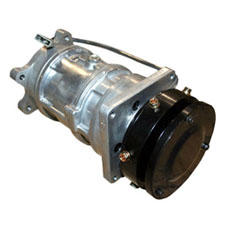 1962-71 AIR CONDITIONING COMPRESSOR A-6 PRO (ALUMINUM CASING)