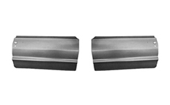 1963-64 DOOR SHELL, LEFT & RIGHT PAIR