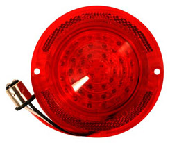 1963 LED TAILLIGHT LENS