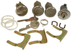 1963 LOCK KIT (ea)