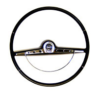 1963 STEERING WHEEL KIT, IMPALA SS (ea) (comes primered, needs to be painted) no eta from vendor