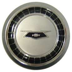 1964-65 HORN BUTTON ASSEMBLY, BEL AIR