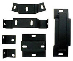 1964 CONSOLE MOUNTING BRACKETS