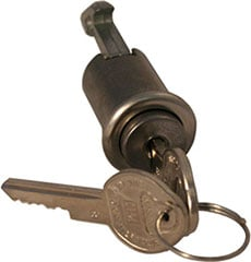 1965-1966 GLOVE BOX LOCK (EA)