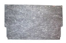 1965-66 HOOD INSULATION BLANKET (w/push clips) (ea) Click image to zoom. AddThis Sharing Buttons Share to TumblrShare to FacebookShare to TwitterShare to PrintShare to More 1965-66 HOOD INSULATION BLANKET
