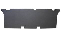 1965-67 REAR SEAT DIVIDER BOARD 2 DR HT