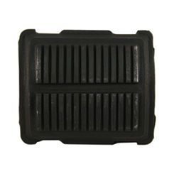 1965-70 DELUXE PARKING BRAKE PEDAL PAD